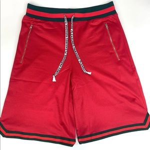 The Paradise Pleasures Shorts Red